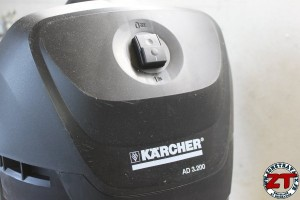 Aspirateur Karcher AD3200 (2)