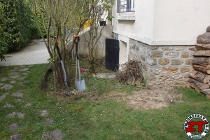 Installer bordure de jardin (1)