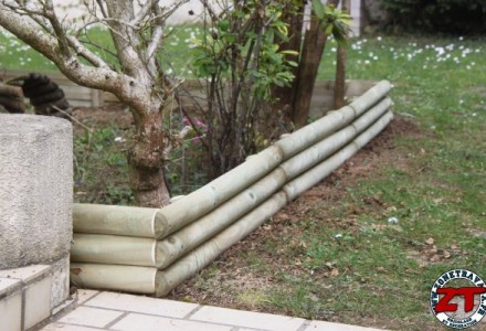 Installer bordure de jardin (20)