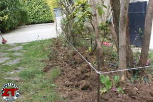 Installer bordure de jardin (8)