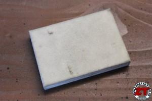 Installer tableau blanc Velleda (12)