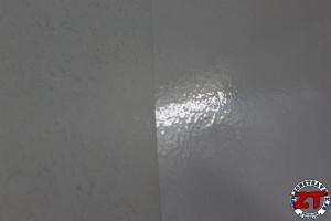 Installer tableau blanc Velleda (7)