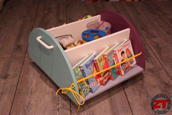 cr ation diy fabriquer un meuble de rangement pour enfant. Black Bedroom Furniture Sets. Home Design Ideas
