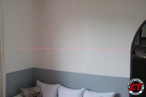 Installer tableau sur mur (7)