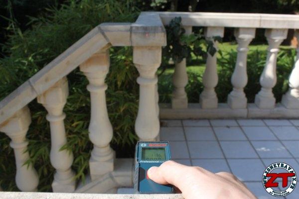 telemetre laser glm 30 bosch pro 16 zonetravaux bricolage d coration outillage jardinage. Black Bedroom Furniture Sets. Home Design Ideas