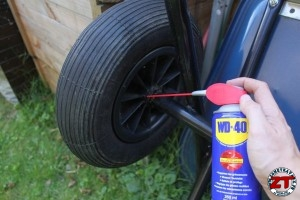 WD-40 Roulements (3)