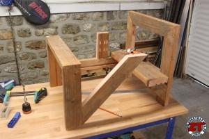 Fabriquer table ecolier enfant (25)