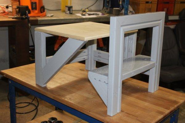 Cr Ation Fabriquer Une Table D 39 Colier 2 2