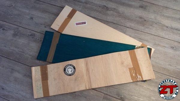 Tuto fabriquer sa planche de skate board shape - Planche de skateboard vierge ...