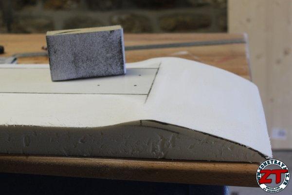 Shape planche skate board