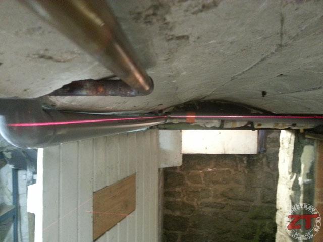Refaire plafond good plafonds de cuisine faux plafond for Niveau laser pour plafond