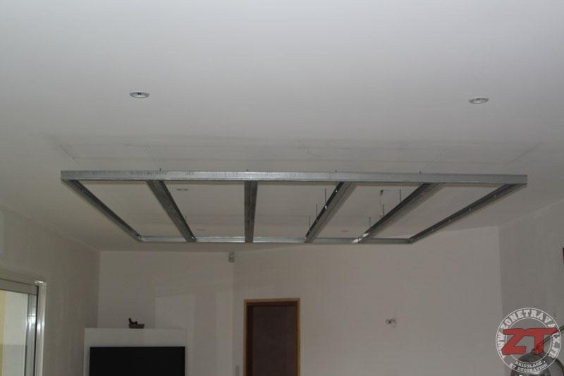 Préférence Eclairage Faux Plafond Cuisine. Fabulous Eclairage Faux Plafond  XA95