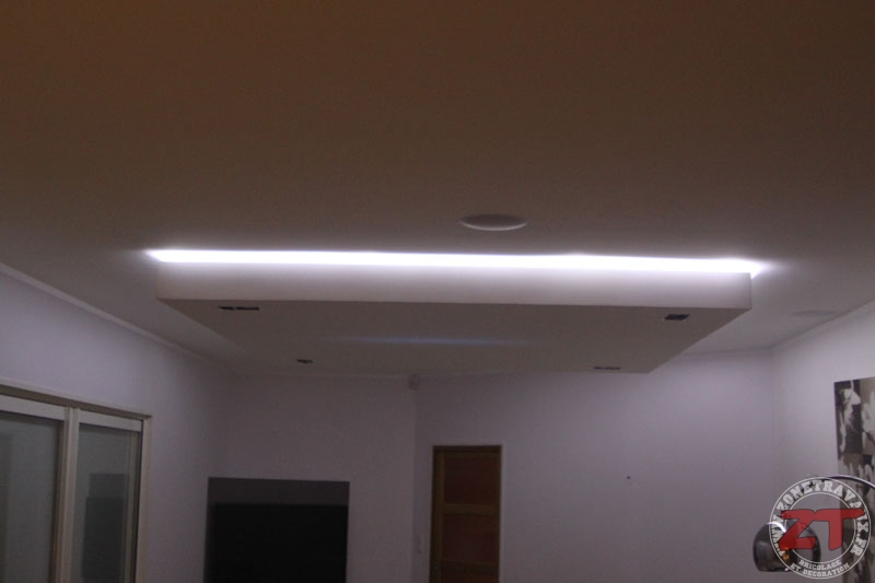Faux plafond spot led 58 zonetravaux bricolage for Faux plafond 2015