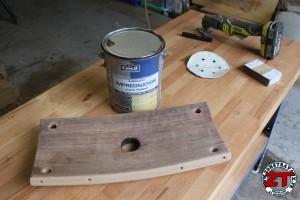 Fabrication balancoire DIY