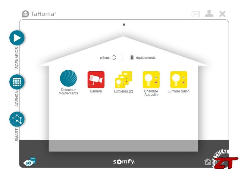 domotique volets somfy box zonetravaux bricolage d coration outillage jardinage. Black Bedroom Furniture Sets. Home Design Ideas