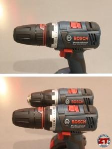 FlexiClick de BOSCH Pro GSR-18-VEC