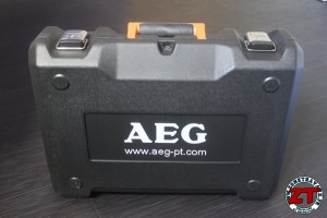 Test AEG Perceuse visseuse percussion BSB 18 CBL LI 402C