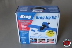 Kreg JIG K5 gabarit de percage