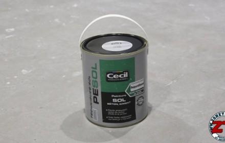 CECIL peinture PESOL nettoyant NETSOL