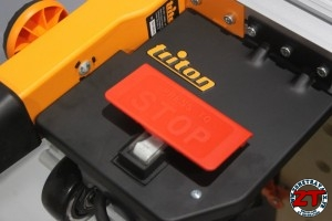 Test TRITON : Poste de travail Workcentre TWX7