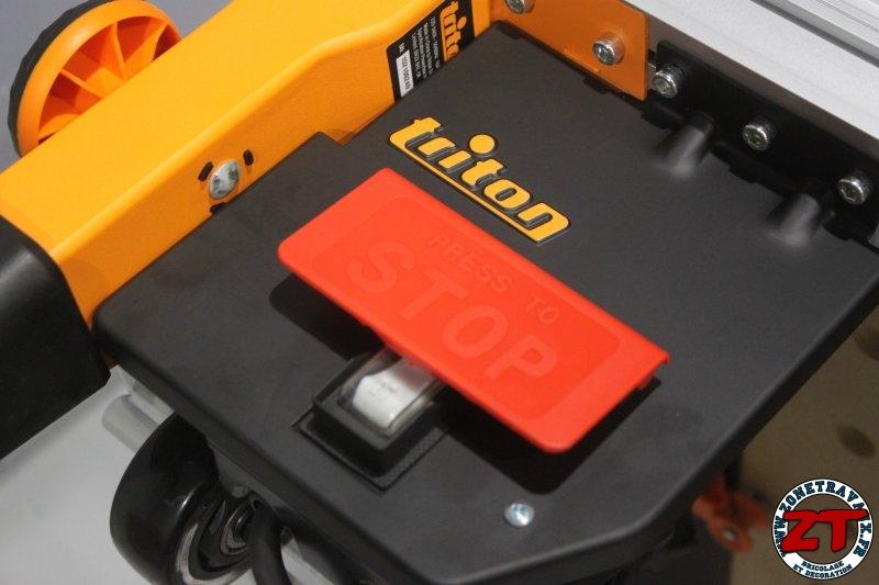 Test TRITON : Poste de travail Workcenter TWX7