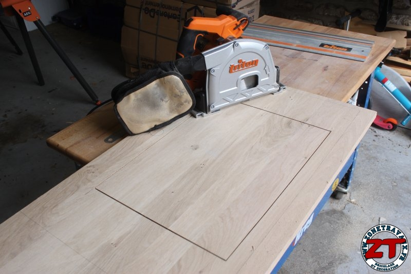 Fabriquer meuble vasque salle de bain 10 zonetravaux bricolage d coration outillage for Fabriquer meuble sdb