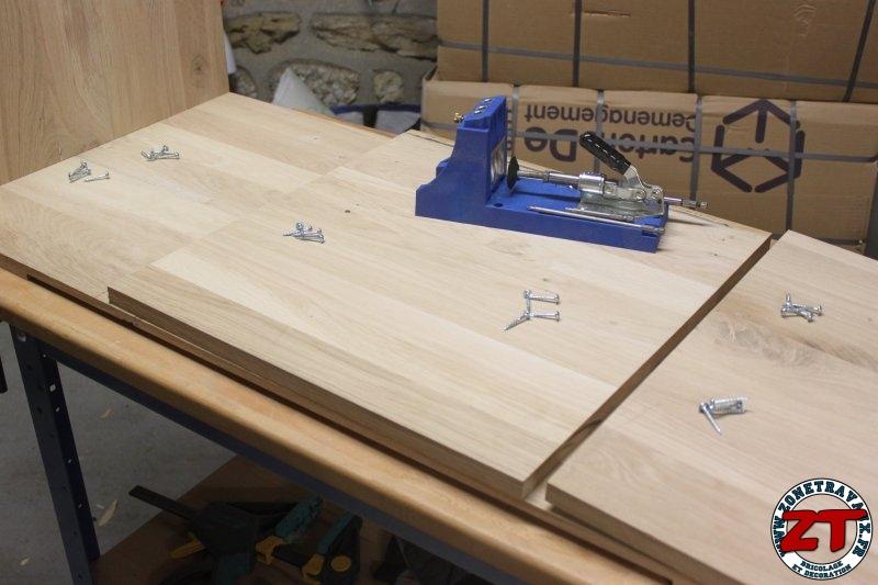 Fabriquer meuble vasque salle de bain 26 zonetravaux bricolage d coration outillage for Fabriquer meuble sdb