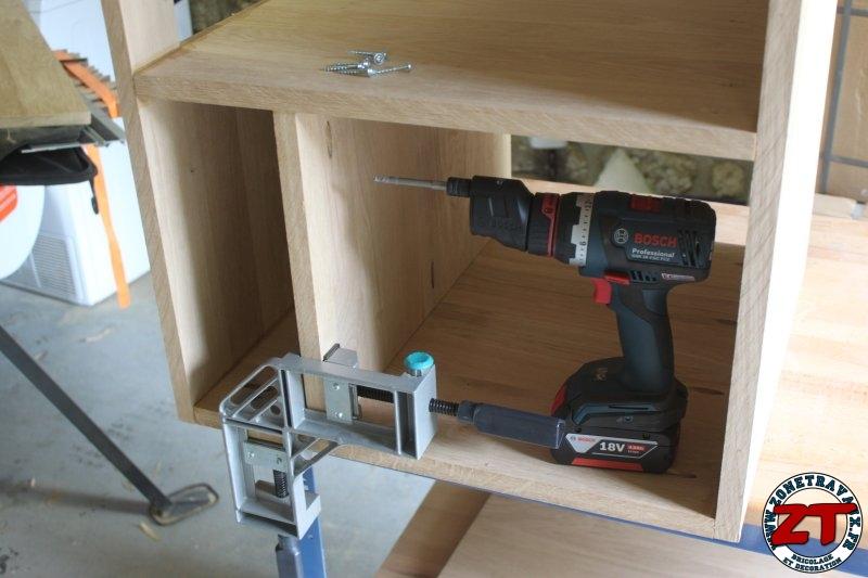 Fabriquer meuble vasque salle de bain 33 zonetravaux bricolage d coration outillage Tuto meuble salle de bain