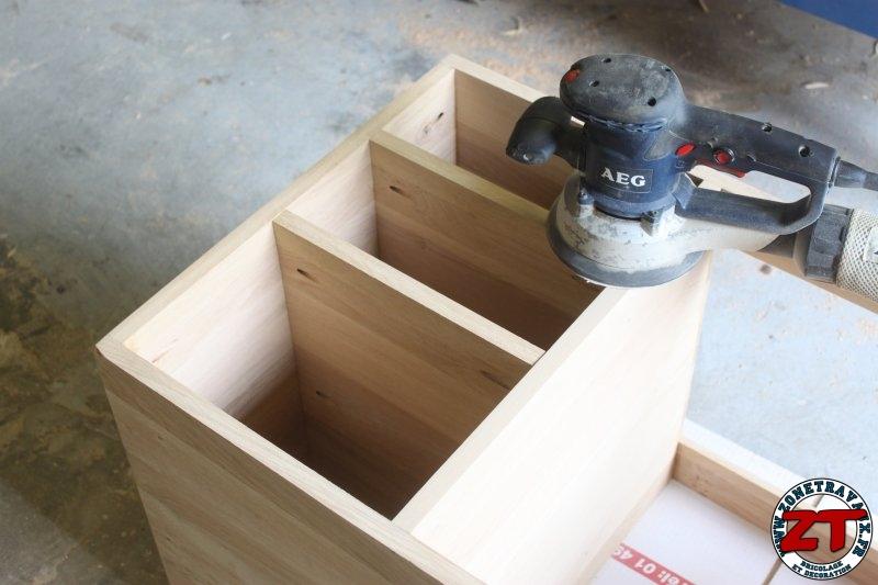 Fabriquer meuble vasque salle de bain 35 zonetravaux bricolage d coration outillage Tuto meuble salle de bain