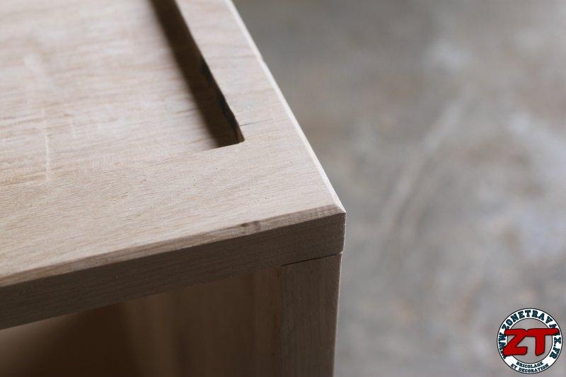 Construire un meuble de salle de bain fabriquer une tagre for Construire un meuble