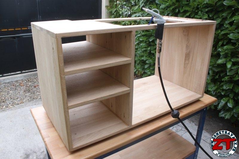 Fabriquer Meuble Vasque Salle De Bain 41 Zonetravaux Bricolage