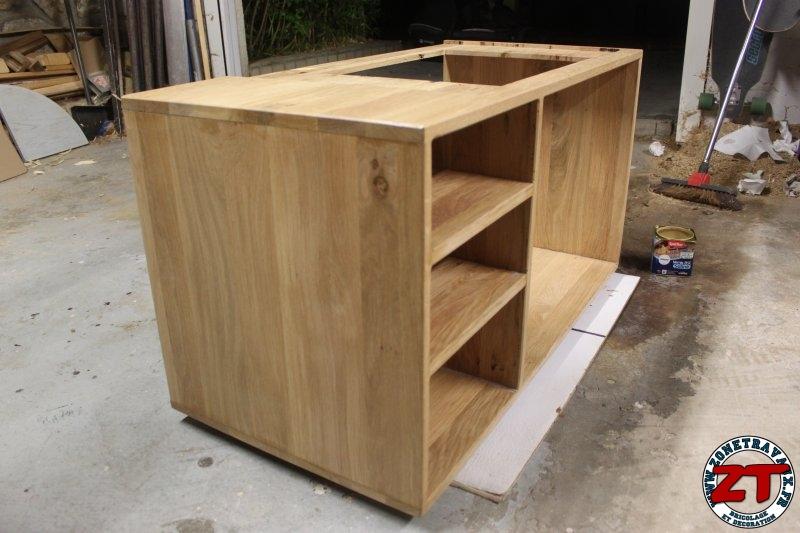Fabriquer meuble vasque salle de bain 47 zonetravaux bricolage d coration outillage for Fabriquer meuble sdb