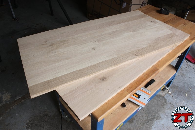 Tuto fabriquer un meuble vasque de salle de bain for Forum construire salle de bain