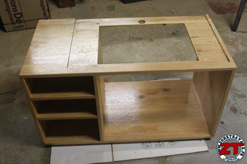 Fabriquer meuble salle de bain bois tuto fabriquer un - Fabriquer un meuble de salle de bain ...