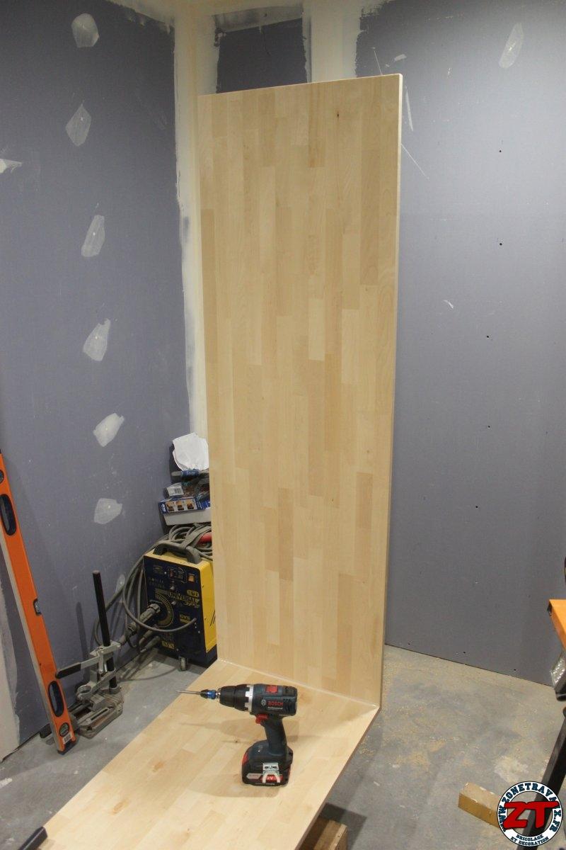 Realiser un meuble en bois sur mesure 15 zonetravaux for Bricolage bois meuble