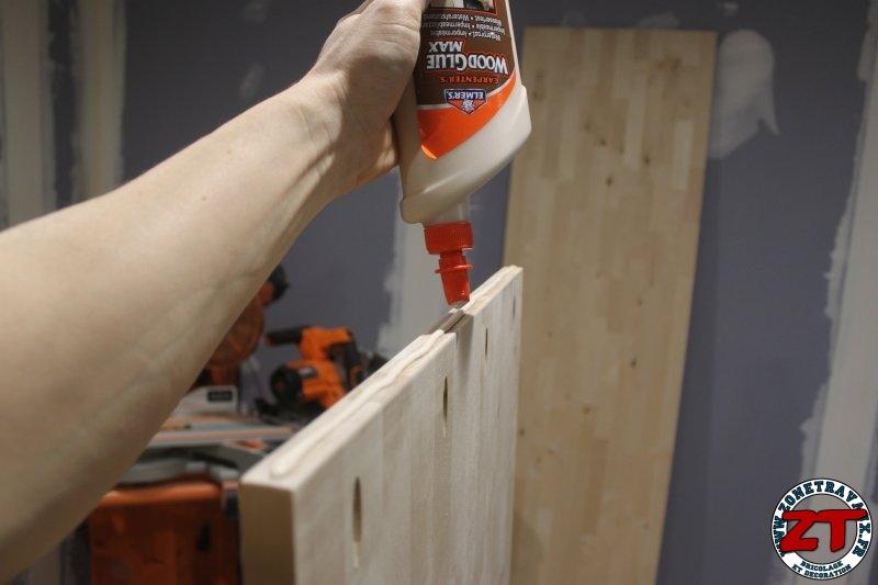 Realiser un meuble en bois sur mesure 17 zonetravaux for Bricolage bois meuble