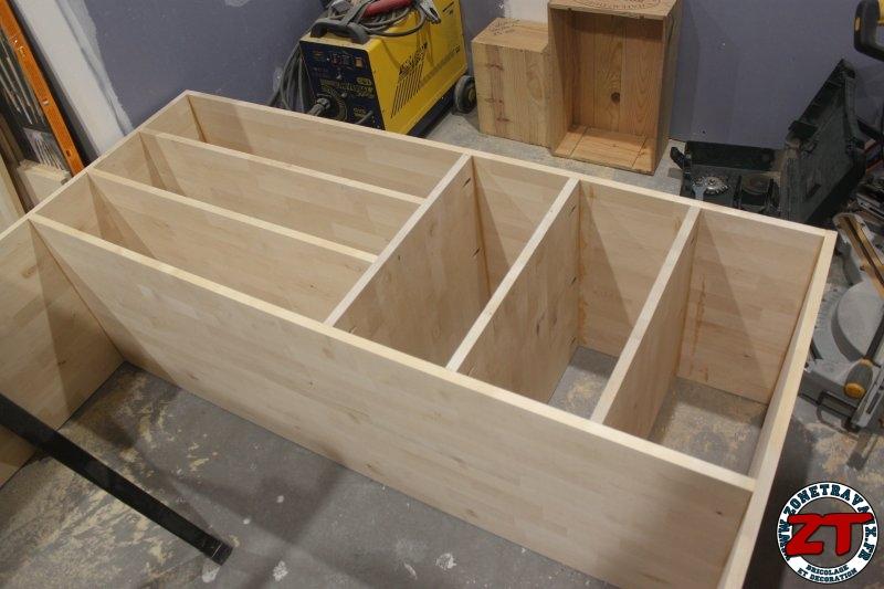 realiser un meuble en bois sur mesure 32 zonetravaux. Black Bedroom Furniture Sets. Home Design Ideas