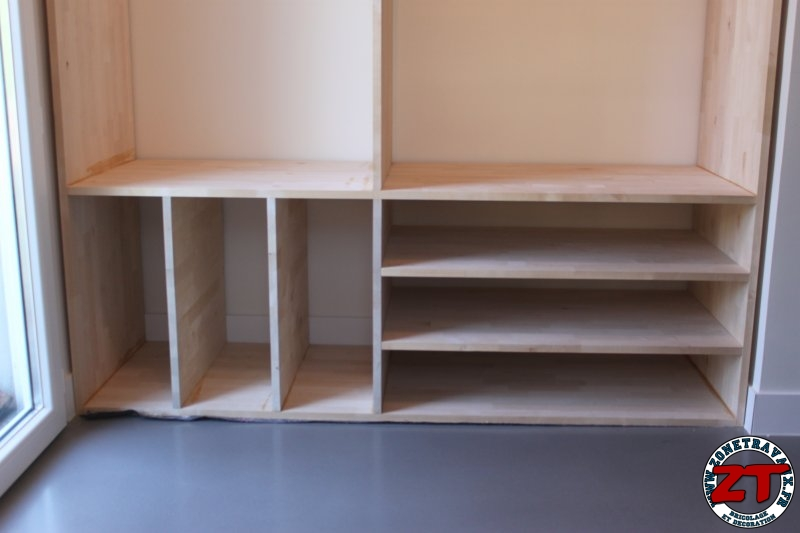realiser un meuble en bois sur mesure 38 zonetravaux. Black Bedroom Furniture Sets. Home Design Ideas