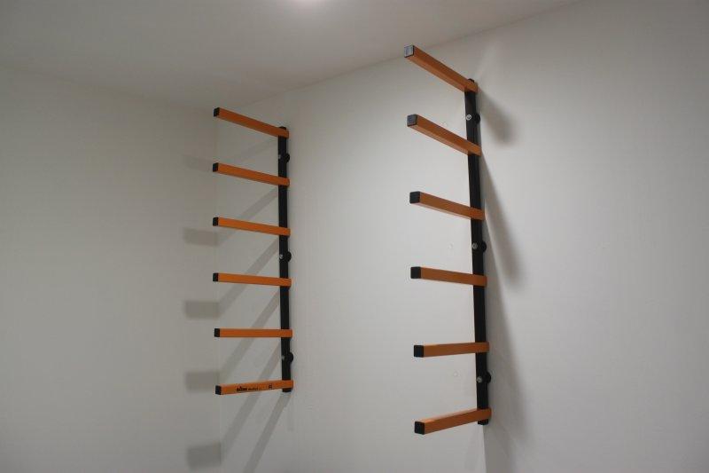 Test TRITON étageres d'atelier Woodrack