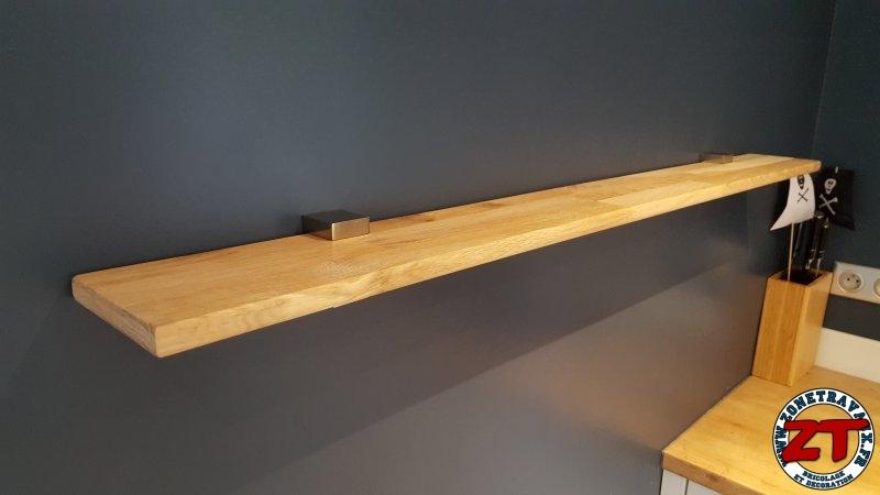 bois massif pour etagere