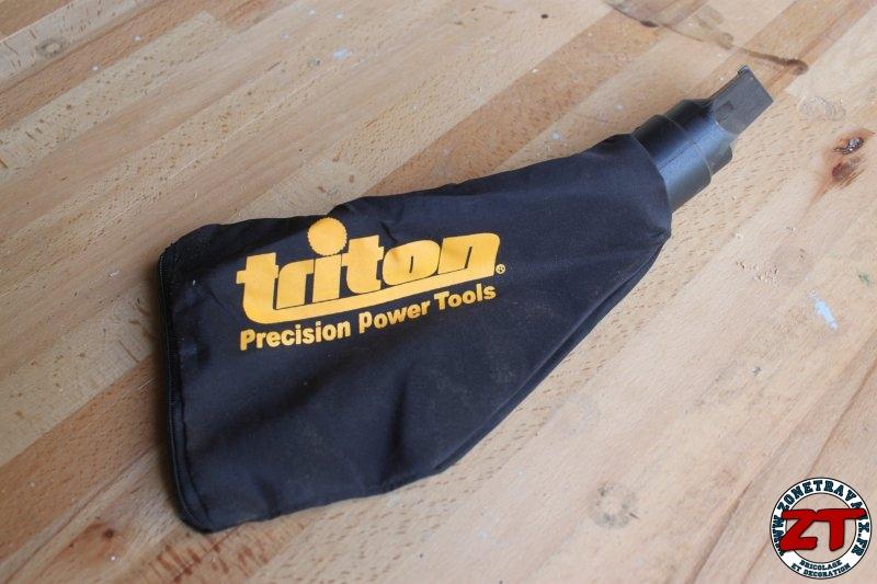 Test outillage TRITON TRPUL Rabot 750W