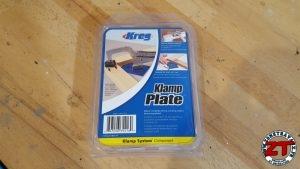 KREG Station de serrage KLAMP PLATE & Pince AUTOMAXX