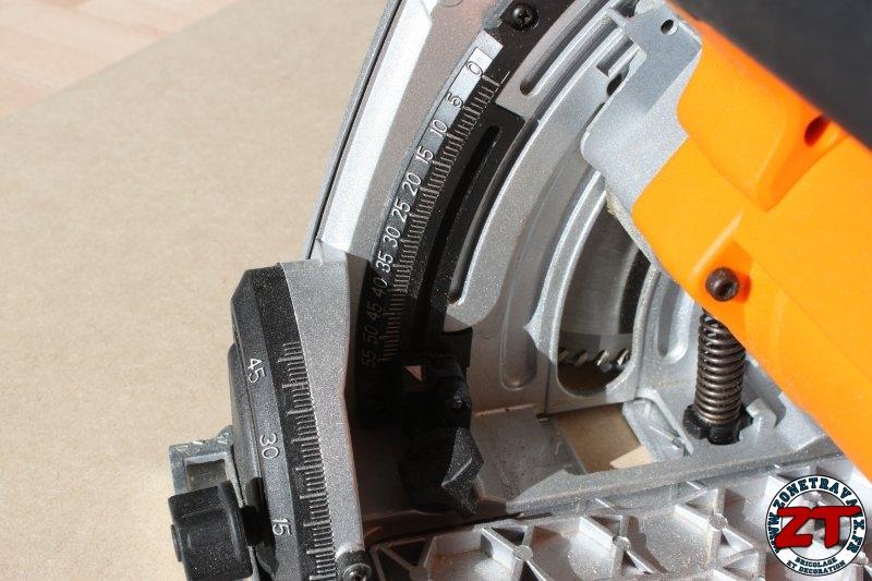 TRITON scie plongeante TTS 1400 (6)