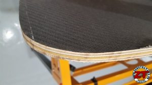 Fabriquer skate bois carbone DIY