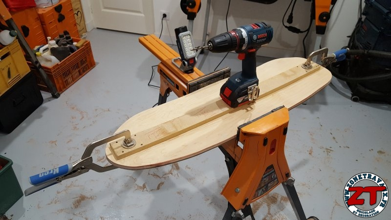 tutoriel diy fabriquer sa planche de skate en bois et carbone. Black Bedroom Furniture Sets. Home Design Ideas