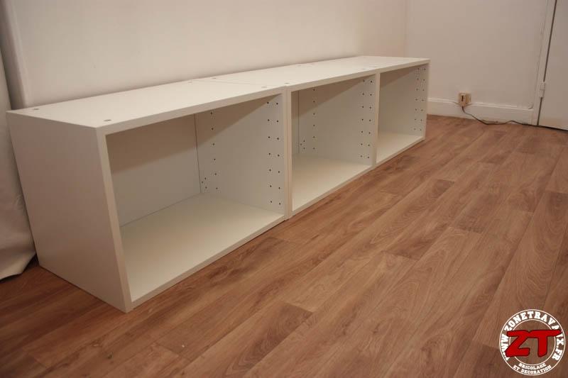 ikea hack meuble tv 30 zonetravaux bricolage d coration outillage jardinage. Black Bedroom Furniture Sets. Home Design Ideas