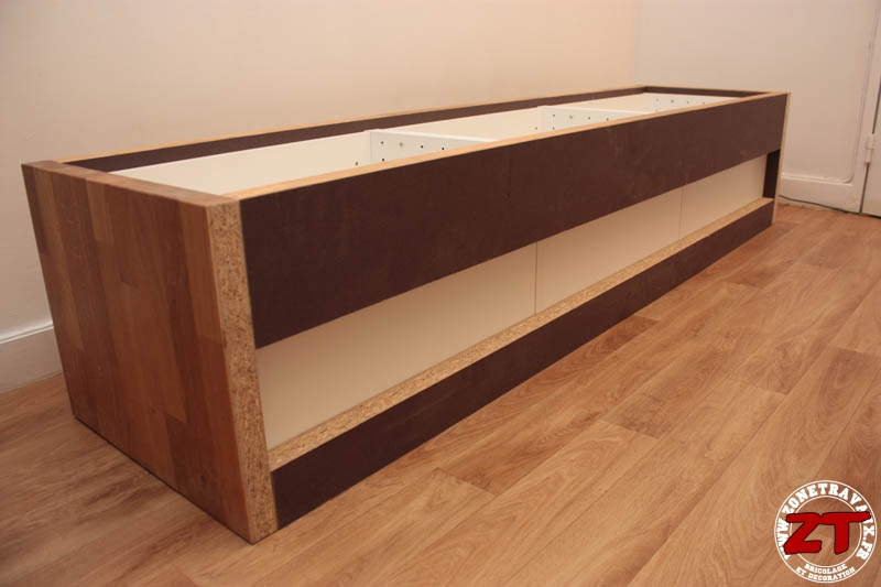 ikea hack meuble tv 74 zonetravaux bricolage d coration outillage jardinage. Black Bedroom Furniture Sets. Home Design Ideas