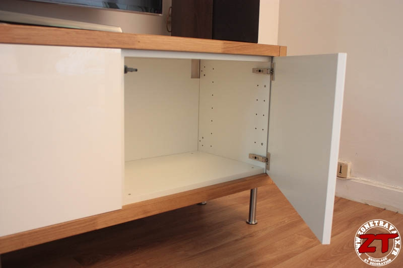 ikea hack meuble tv 97 zonetravaux bricolage d coration outillage jardinage. Black Bedroom Furniture Sets. Home Design Ideas