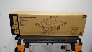 Module banc de scie TWX7 CS001