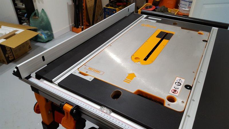 triton module banc de scie twx7 cs001 23 zonetravaux bricolage d coration outillage. Black Bedroom Furniture Sets. Home Design Ideas